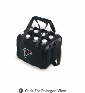 Picnic Time NFL - Black Twelve Pack Atlanta Falcons