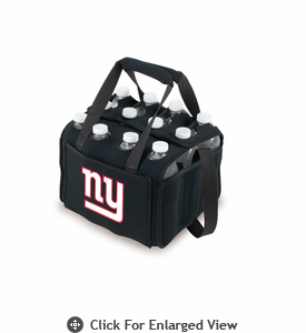 Picnic Time NFL - Black Twelve Pack New York Giants