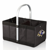 Picnic Time NFL - Black Urban Basket Baltimore Ravens