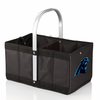 Picnic Time NFL - Black Urban Basket Carolina Panthers