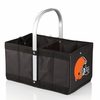 Picnic Time NFL - Black Urban Basket Cleveland Browns