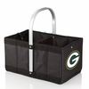 Picnic Time NFL - Black Urban Basket Green Bay Packers