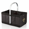 Picnic Time NFL - Black Urban Basket New Orleans Saints