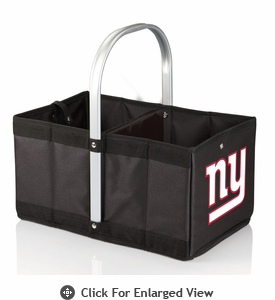 Picnic Time NFL - Black Urban Basket New York Giants