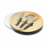 Picnic Time NFL - Black Ventana Cheese Board New York Jets