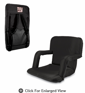 Picnic Time NFL - Black Ventura New York Giants