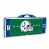 Picnic Time NFL - Blue Picnic Table Sport Indianapolis Colts