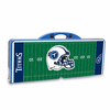 Picnic Time NFL - Blue Picnic Table Sport Tennessee Titans