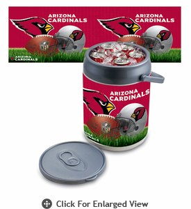 Picnic Time NFL - Can Cooler Arizona Cardinals