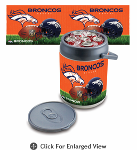 Picnic Time NFL - Can Cooler Denver Broncos