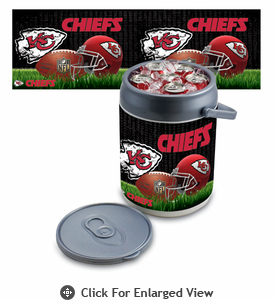 Picnic Time NFL - Can Cooler Kansas City Chiefs