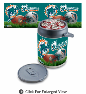 Picnic Time NFL - Can Cooler Miami Dolphins