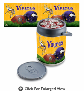 Picnic Time NFL - Can Cooler Minnesota Vikings