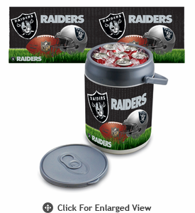 Picnic Time NFL - Can Cooler Oakland Raiders