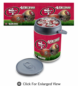 Picnic Time NFL - Can Cooler San Francisco 49ers