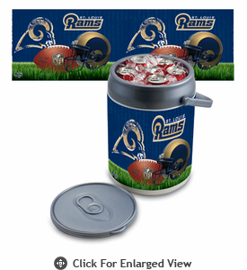 Picnic Time NFL - Can Cooler St. Louis Rams