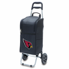 Picnic Time NFL - Cart Cooler Black Arizona Cardinals