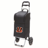 Picnic Time NFL - Cart Cooler Black Cincinnati Bengals