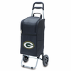 Picnic Time NFL - Cart Cooler Black Green Bay Packers