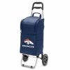 Picnic Time NFL - Cart Cooler Navy Blue Denver Broncos