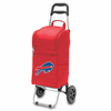 Picnic Time NFL - Cart Cooler Red Buffalo Bills