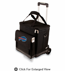 Picnic Time NFL - Cellar w/Trolley Buffalo Bills