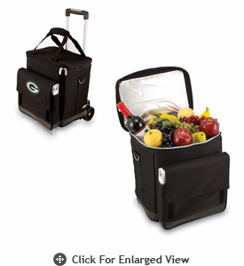 Picnic Time NFL - Cellar w/Trolley Green Bay Packers