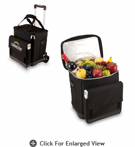 Picnic Time NFL - Cellar w/Trolley San Diego Chargers