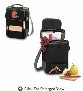 Picnic Time NFL - Duet Cleveland Browns