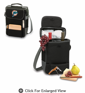 Picnic Time NFL - Duet Miami Dolphins