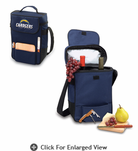 Picnic Time NFL - Duet San Diego Chargers