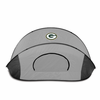 Picnic Time NFL - Manta - Black/Gray Green Bay Packers