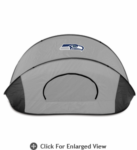 Picnic Time NFL - Manta - Black/Gray  Seattle Seahawks