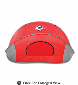 Picnic Time NFL - Manta - Red Kansas City Chiefs