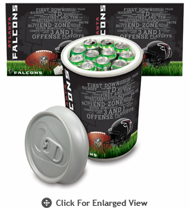 Picnic Time NFL - Mega Can Cooler Atlanta Falcons