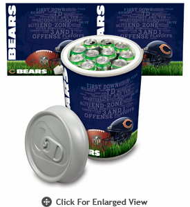 Picnic Time NFL - Mega Can Cooler Chicago Bears