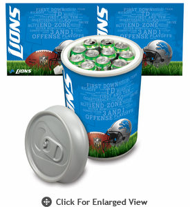 Picnic Time NFL - Mega Can Cooler Detroit Lions