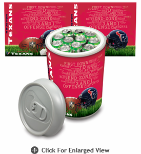 Picnic Time NFL - Mega Can Cooler Houston Texans