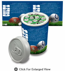 Picnic Time NFL - Mega Can Cooler Indianapolis Colts