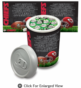 Picnic Time NFL - Mega Can Cooler Kansas City Chiefs