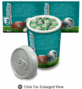 Picnic Time NFL - Mega Can Cooler Miami Dolphins