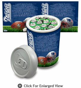 Picnic Time NFL - Mega Can Cooler New England Patriots