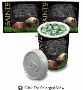 Picnic Time NFL - Mega Can Cooler New Orleans Saints