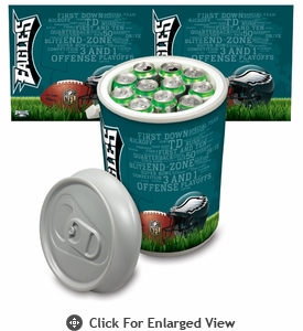Picnic Time NFL - Mega Can Cooler Philadelphia Eagles