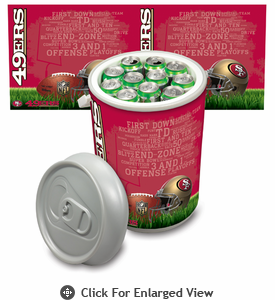 Picnic Time NFL - Mega Can Cooler San Francisco 49ers