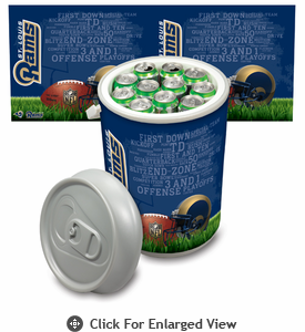 Picnic Time NFL - Mega Can Cooler St. Louis Rams