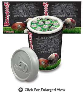Picnic Time NFL - Mega Can Cooler Tampa Bay Buccaneers