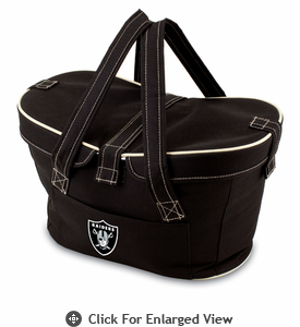 Picnic Time NFL - Mercado Oakland Raiders
