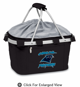 Picnic Time NFL - Metro Basket Carolina Panthers