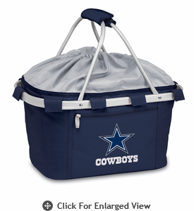 Picnic Time NFL - Metro Basket Dallas Cowboys
